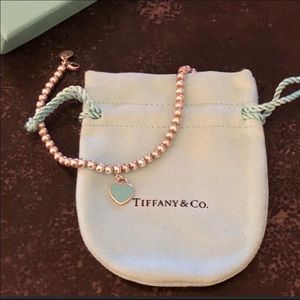 Tiffany & Co. Return to Tiffany Blue Bracelet